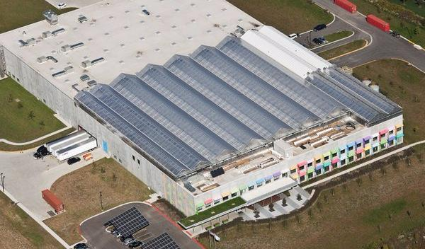 World's Largest Rooftop Farm Opens in Pullman neighborhood of Chicago